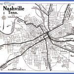 nashville tn 1919 150x150 Nashville Davidson Map Tourist Attractions