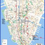 new york top tourist attractions map 38 lower manhattan key bus map high resolution 150x150 Jersey City Map Tourist Attractions