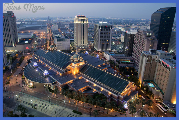 new orleans usa Best places to travel in winter in USA