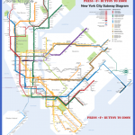 new york subway map 150x150 New York Metro Map