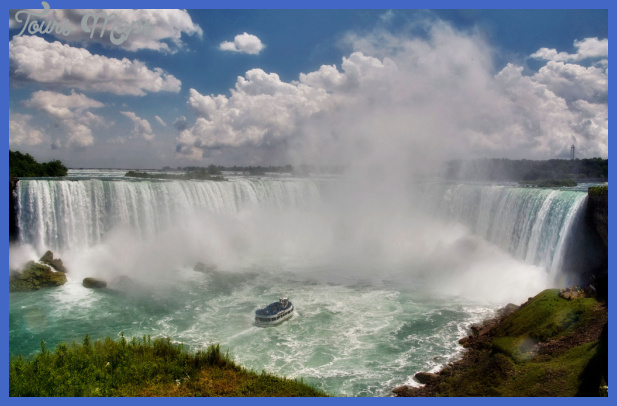 niagara falls Best tourist destinations in USA