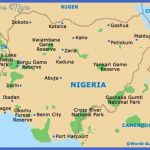 nigeria map 150x150 Niger Map Tourist Attractions