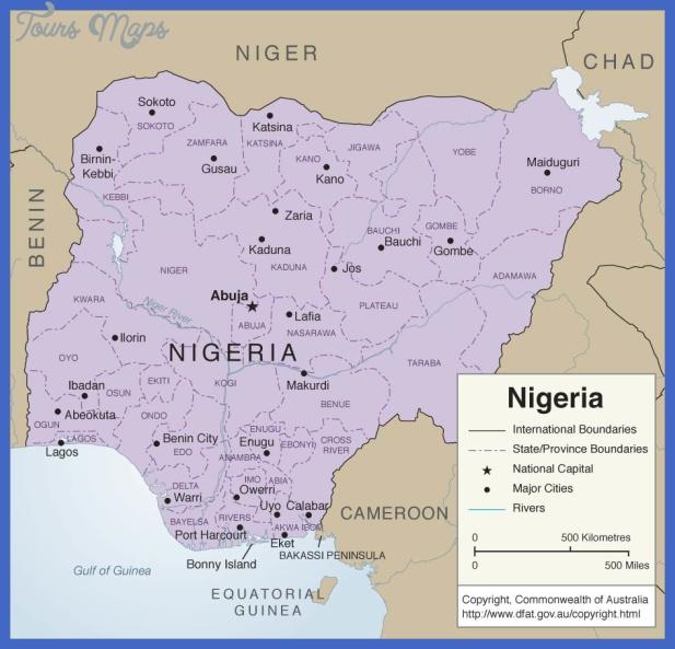nigeriamap Nigeria Subway Map