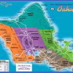 oahu hawaii tourist map 150x150 Urban Honolulu Map Tourist Attractions