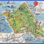 oahu tourist map 150x150 Urban Honolulu Map Tourist Attractions