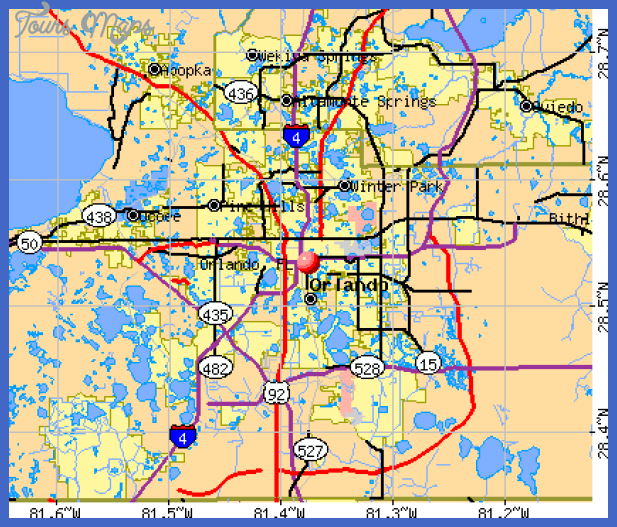 Orlando Metro Map.Orlando Subway Map Toursmaps Com