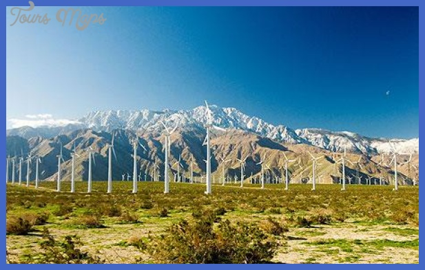 palm springs 1566323c Best winter destinations in USA