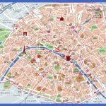 paris sightseeing map 150x150 Paris Map Tourist Attractions