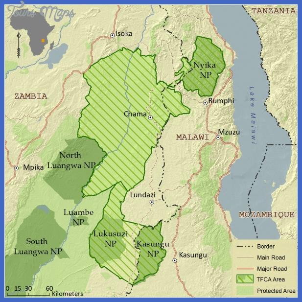 pbbvbjhzxzzbveyw4eaaa185d4259 Malawi Map Tourist Attractions