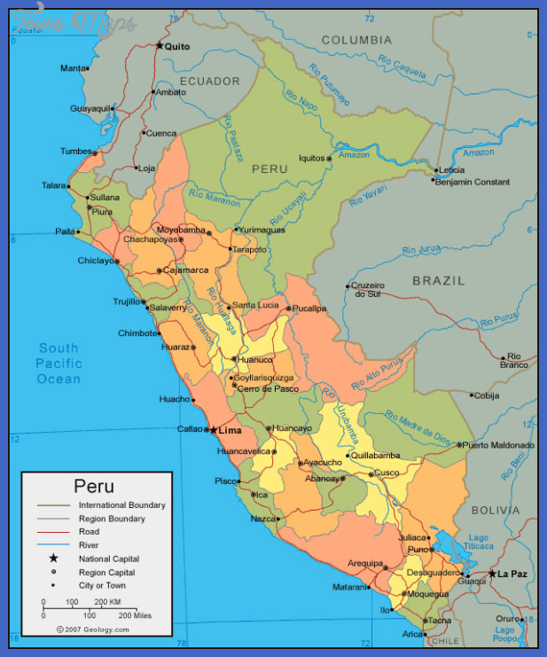 peru metro map  6 Peru Metro Map