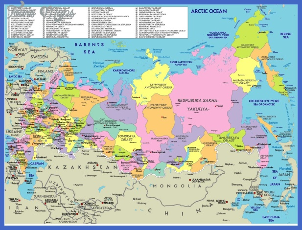 political jp Russia Subway Map