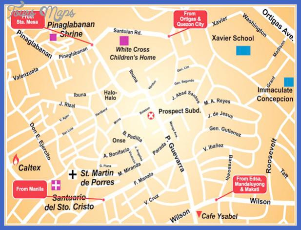ppisv vcmap San Juan Metro Map