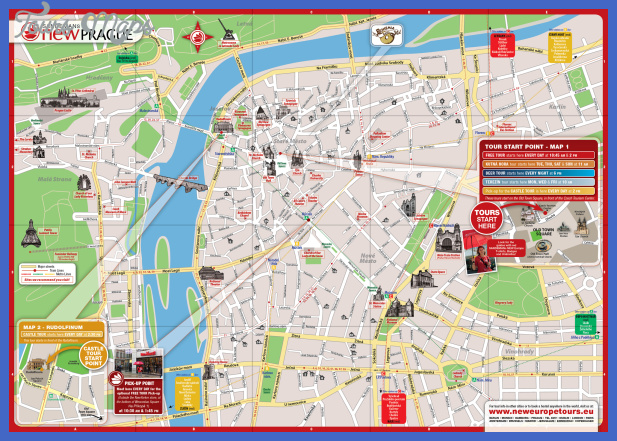 Hamburg Map Tourist Attractions ToursMapscom