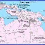 puerto rico san juan map 150x150 San Juan Map Tourist Attractions