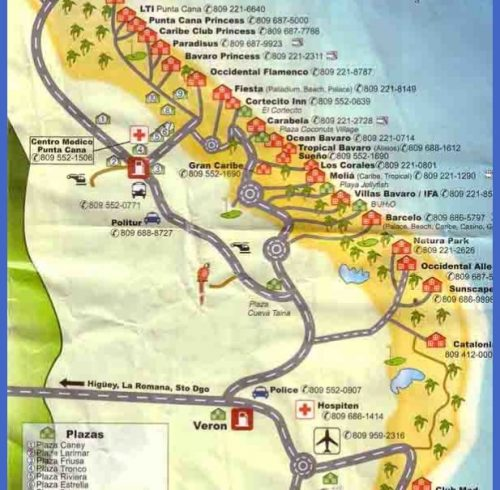 cap cana dominican republic Archives  Map  Travel  Holiday