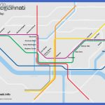 purple line 150x150 Cincinnati Subway Map