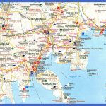 pusanmap 150x150 Korea, North Map Tourist Attractions
