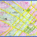 Quan 3 - Ho Chi Minh City Map and City Area Map