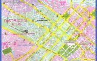 Quan 3 - Ho Chi Minh City Map and City Area Map