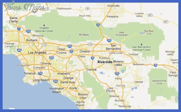 regionalmap google riverside Riverside Map