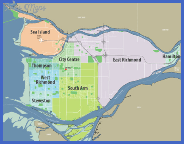 richmond park map9320 Richmond Metro Map