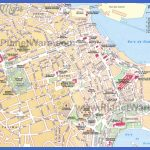 RIO DE JANEIRO TOURIST TRAVEL MAP | Map Of Images