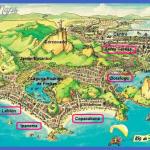 rio de janeiro best neighborhoods brazil map of areas 150x150 Rio de Janeiro Map Tourist Attractions