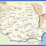 romania political map 1 150x150 Romania Map Tourist Attractions