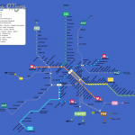 rome metro map 150x150 Rome Subway Map