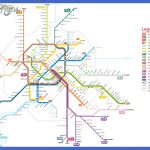 rome top tourist attractions map 13 metro subway tube stations visitor public transport map plan high resolution 150x150 Rome Subway Map
