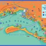 san diego bay map 150x150 San Diego Map Tourist Attractions