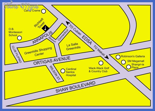san juan metro map 2 San Juan Metro Map