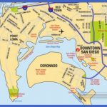 san diego map 150x150 San Diego Map Tourist Attractions