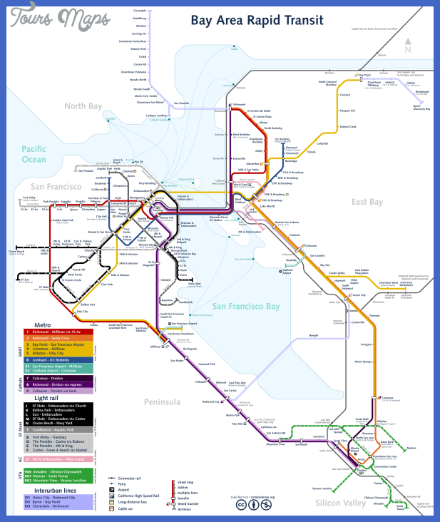 san francisco subway map by qweqwe321 1 San Francisco Subway Map