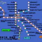 sapporo subway map 0 150x150 Sapporo Subway Map