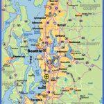seattle washington map 14 150x150 Seattle Map