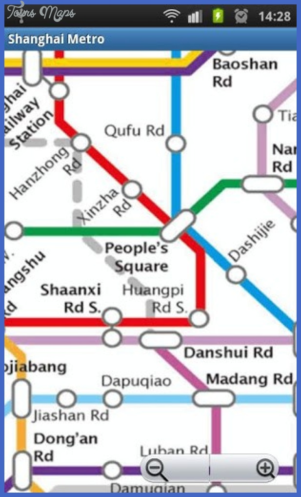shenyang metro map 5 Shenyang Metro Map