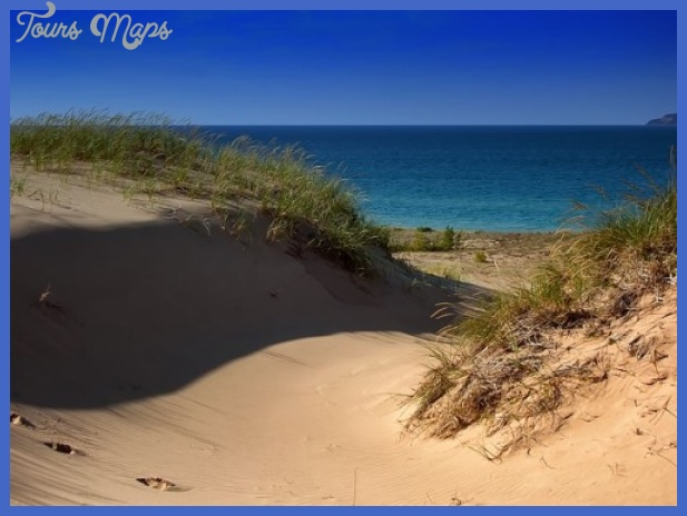 silver lake sand dunes 500x373 Best places to visit in the summer USA