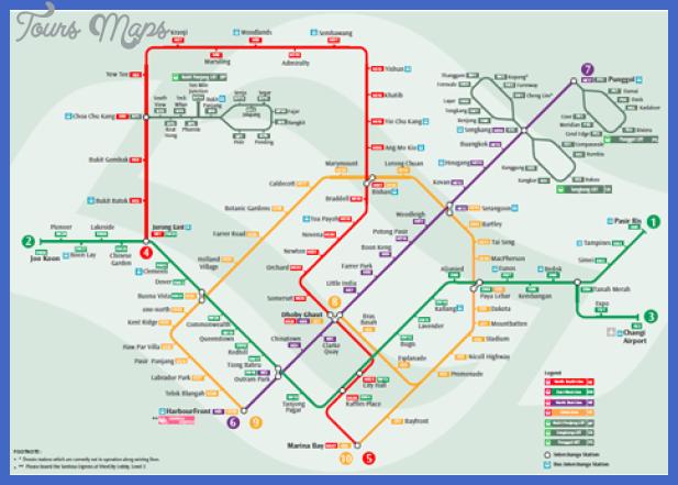 singapore lrt mrt system map Pretoria Subway Map