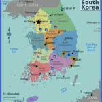 south korea map1 150x150 Seoul Map