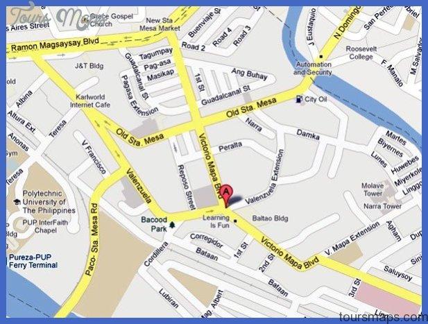 sta-mesa-manila-map | Inquirer News