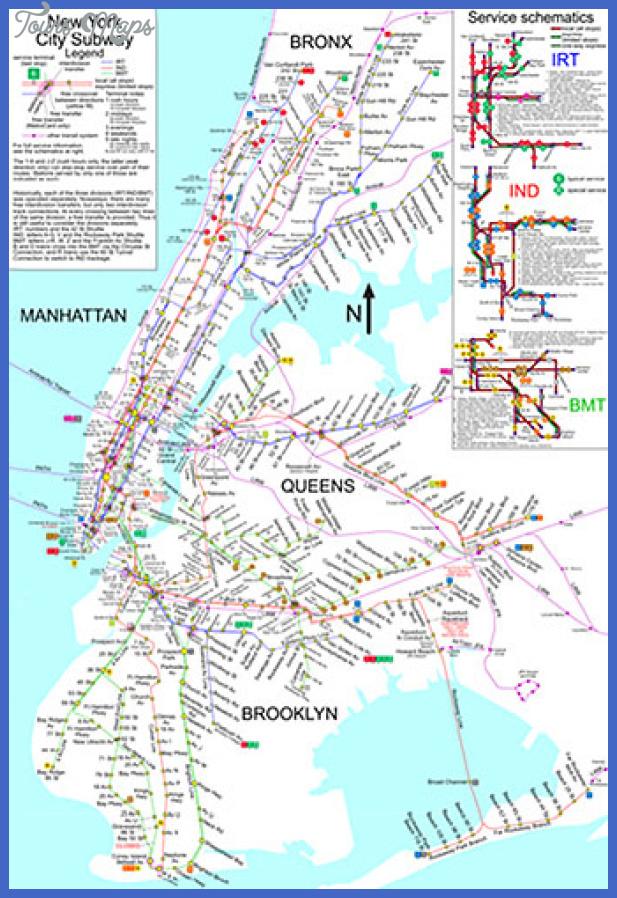 subwaymap1 Oklahoma City Subway Map