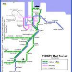 sydney metro map 150x150 Australia Metro Map