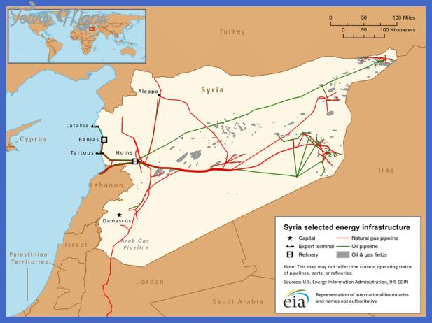 syria metro map  1 Syria Metro Map