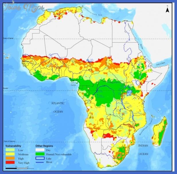 t desertificacion en africa 462 Benin Subway Map
