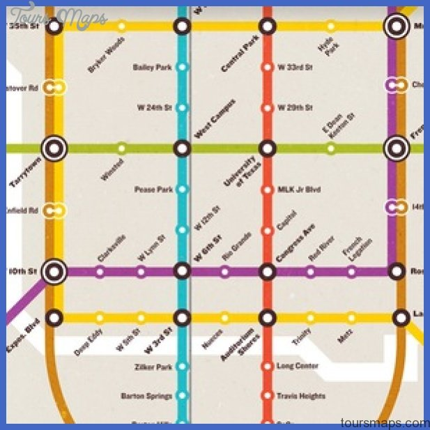 taf bc close austin Austin Subway Map