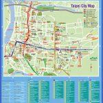 taipei tourist map 3 1 150x150 Taiwan Map Tourist Attractions