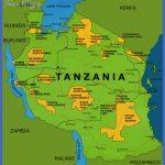 tanzania map 150x150 Tanzania Map
