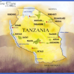 tanzania map 150x150 Tanzania Map Tourist Attractions