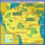 tanzania map tourist attractions 0 150x150 Tanzania Map Tourist Attractions